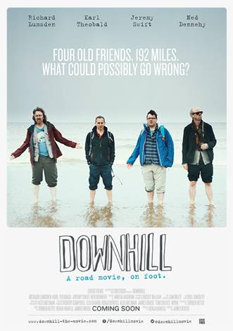<b>NEW TRAILER: DOWNHIL...</b>