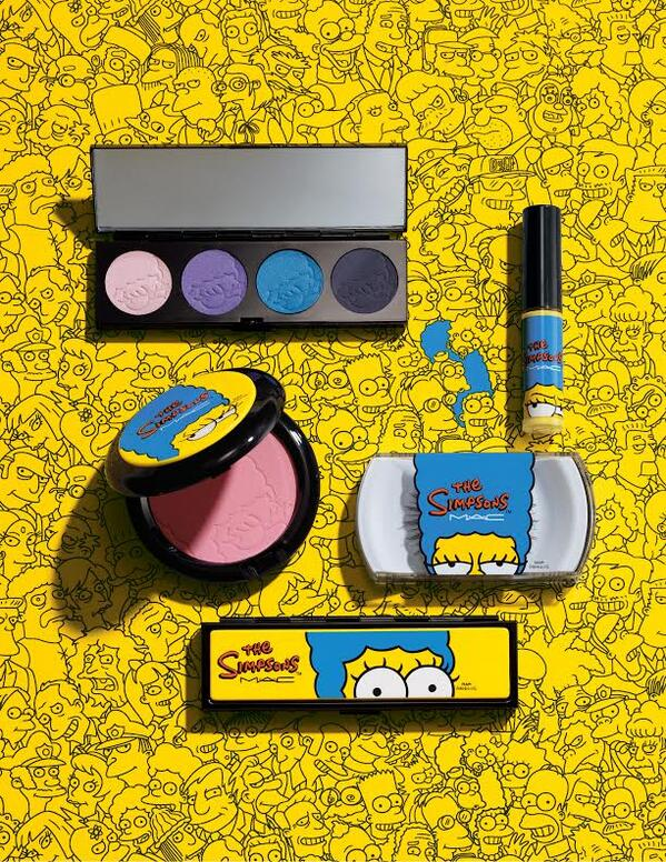 <b>MAC LAUNCHES MARGE S...</b>
