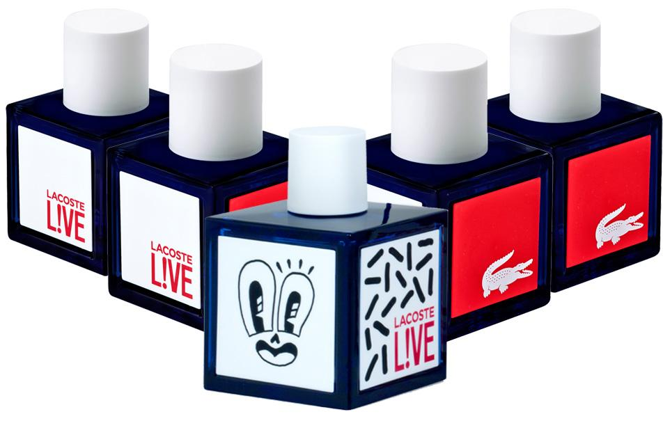 Hattie Stewart for Lacoste Live.