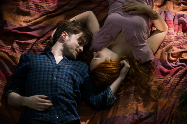 <b>NEW TRAILER: HORNS ...</b>