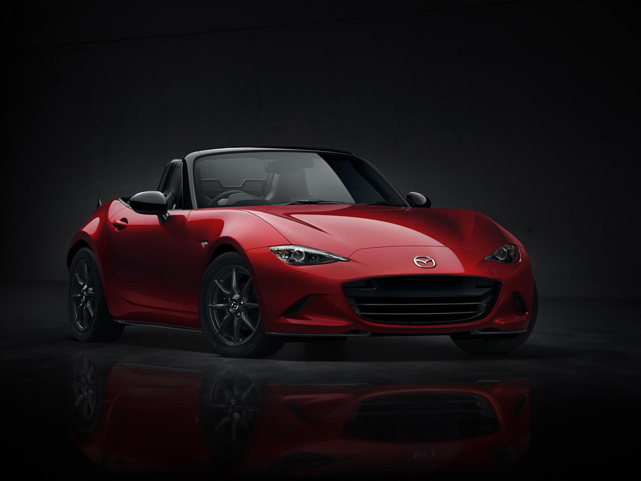 <b>MAZDA MX-5: NO MORE ...</b>