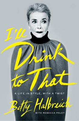 <b>NEW READ: I'LL DRINK...</b>