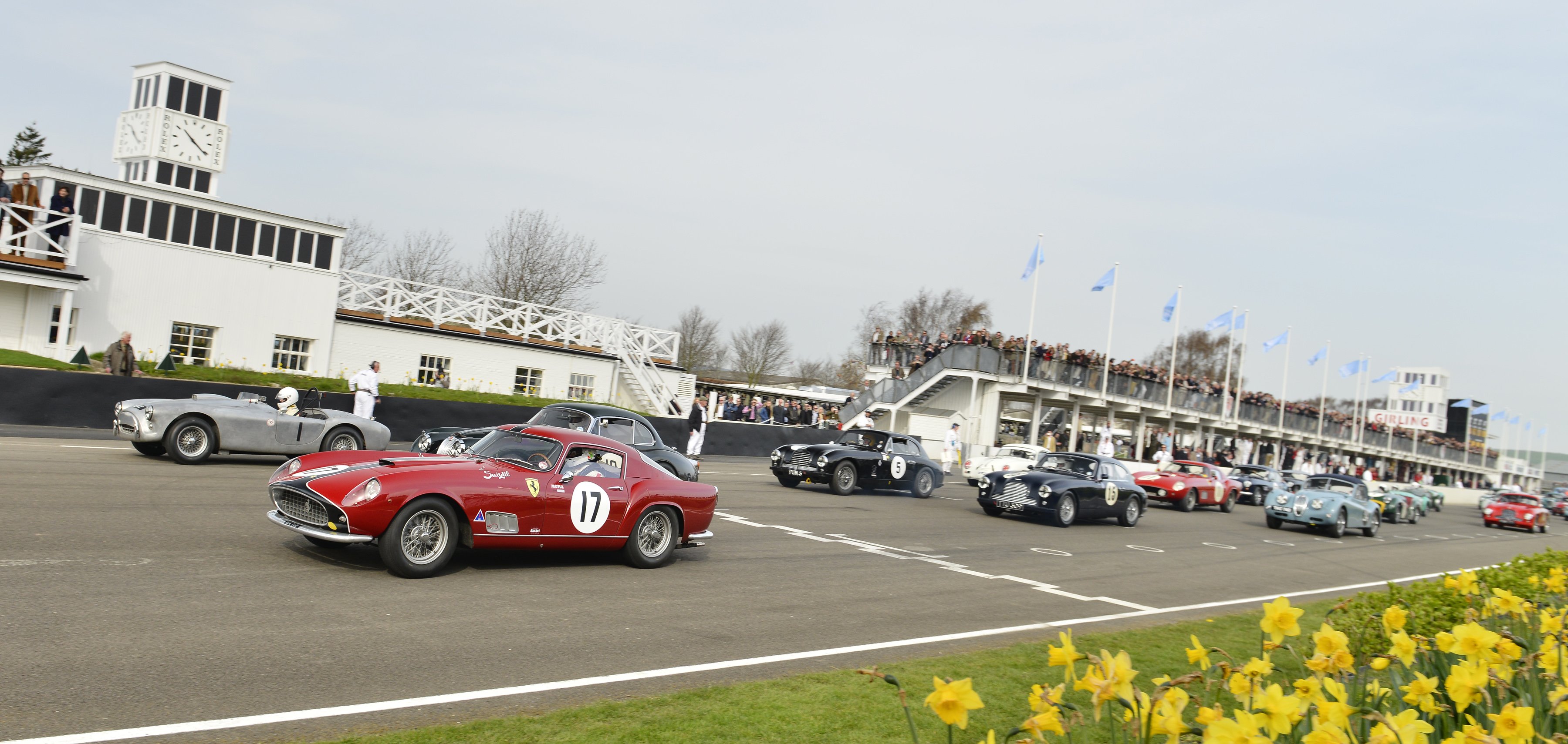 <b>GOODWOOD REVIVAL: AN...</b>