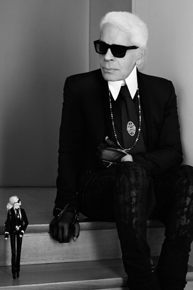 <b>THE KARL LAGERFELD B...</b>