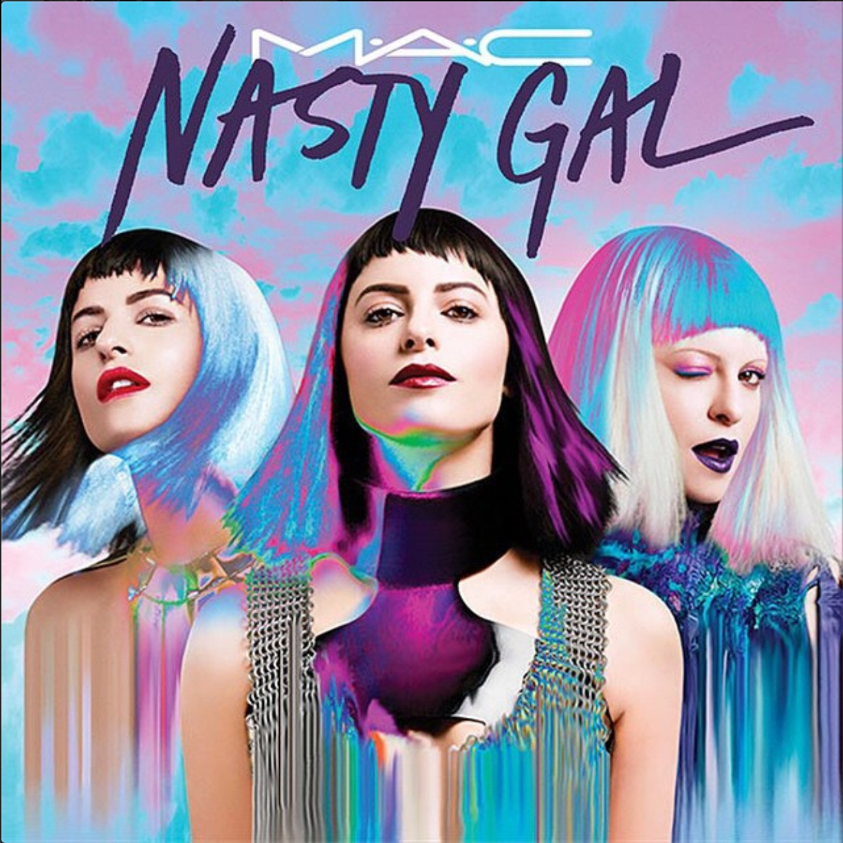 <b>NASTY GAL TO TEAM UP...</b>
