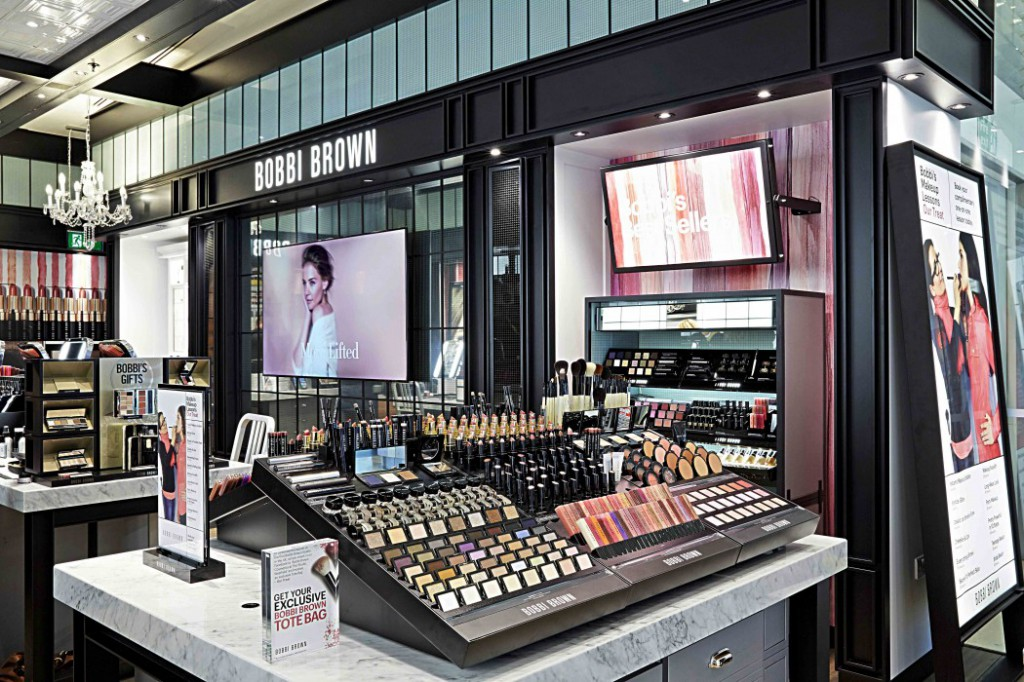 Beauty spotlight bobbi brown 39 s the studio beauty and for Hobo designs covent garden