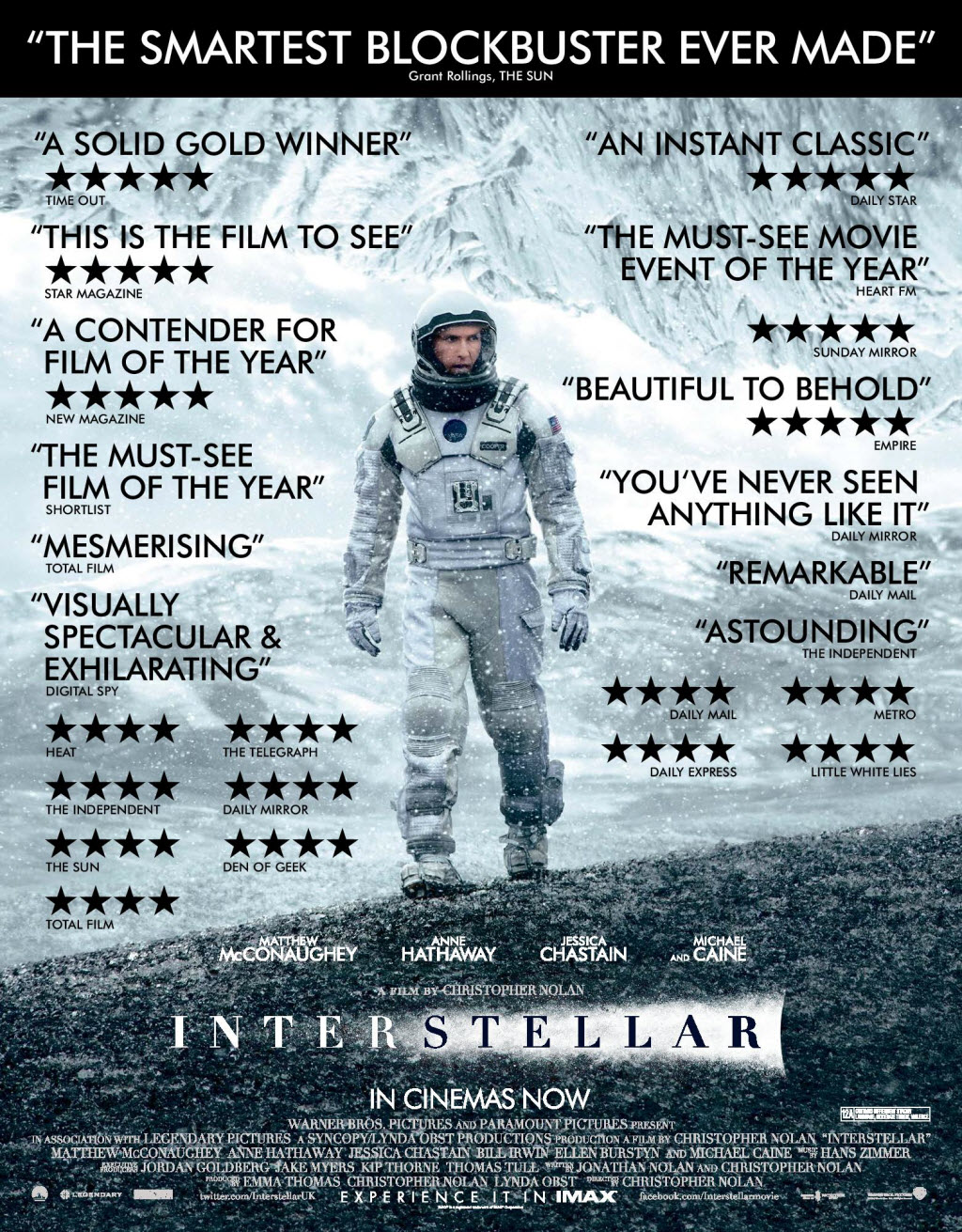 <b>WIN! AN INTERSTELLAR...</b>