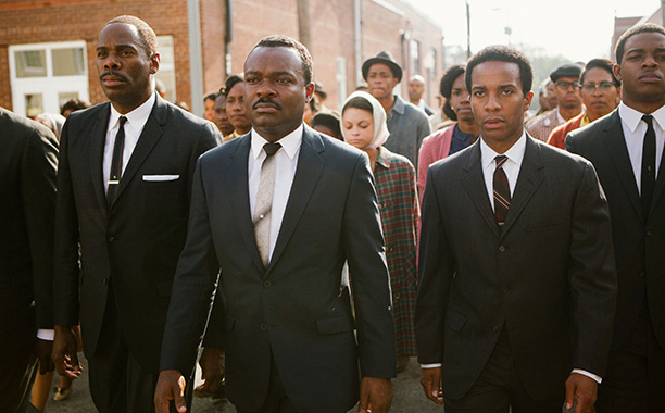 <b>NEW TRAILER: SELMA...</b>