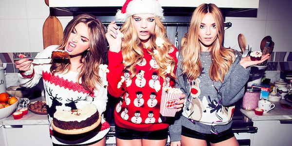 <b>FASHION: CHRISTMAS J...</b>