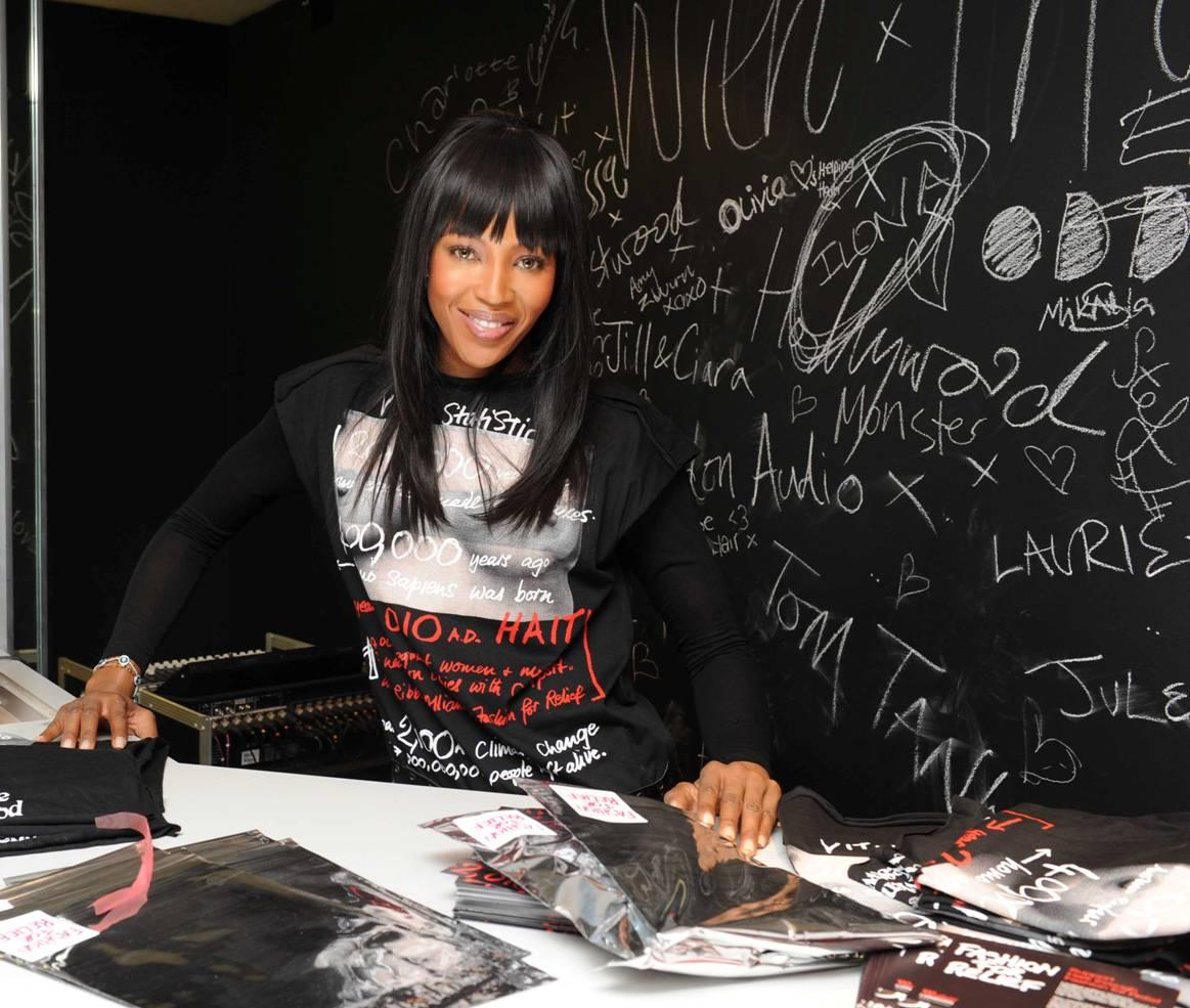 <b>NAOMI CAMPBELL TO OP...</b>
