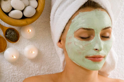 Beauty Spotlight: The Green Peel Facial.