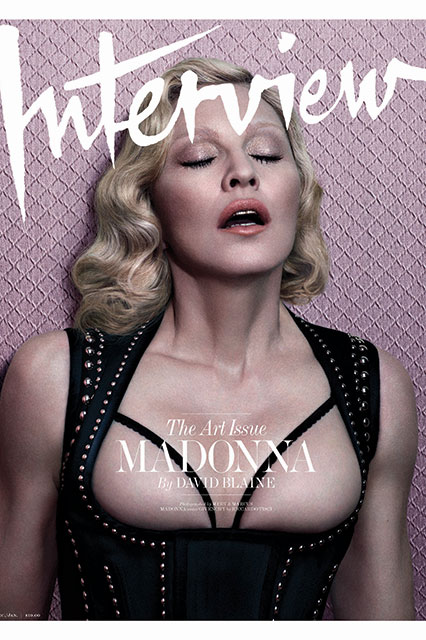 <b>MADONNA COVERS INTER...</b>