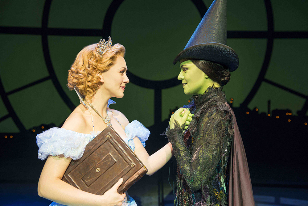 <b>THEATRE: WICKED THE ...</b>