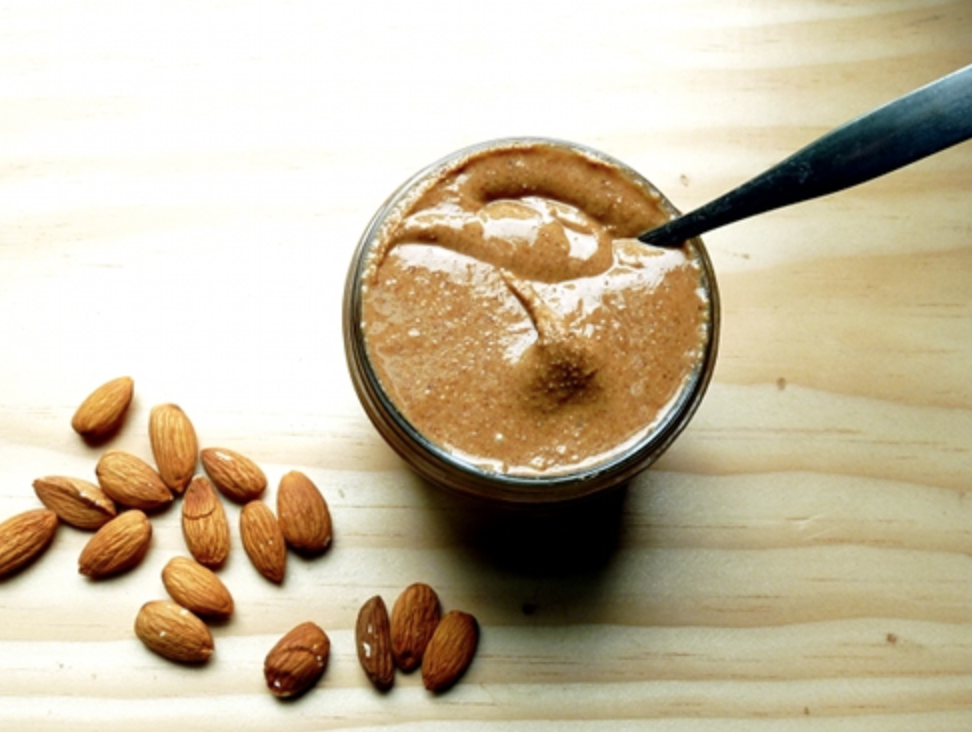 <b>ALMOND BUTTER: THE F...</b>