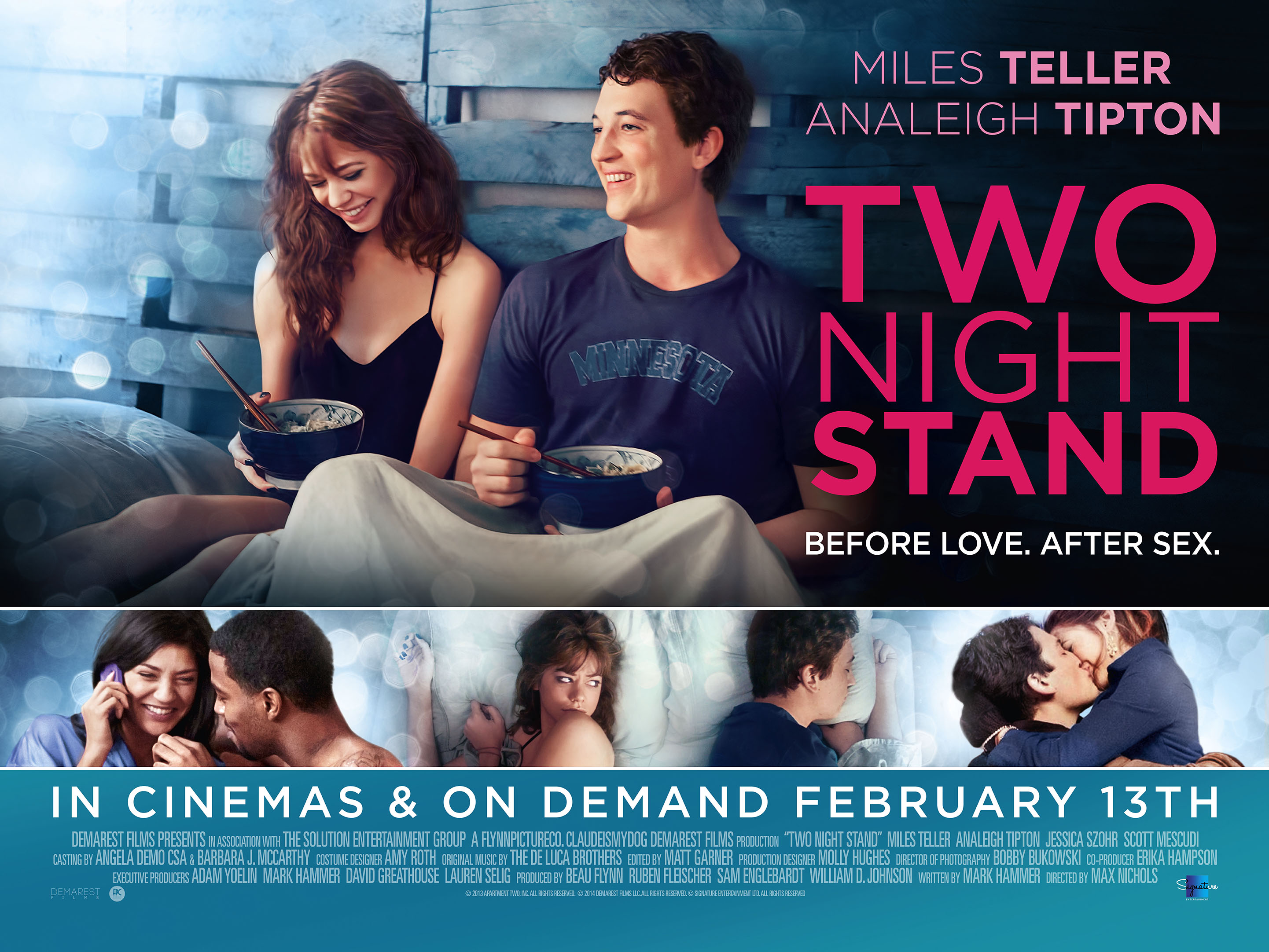 <b>NEW TRAILER: TWO NIG...</b>