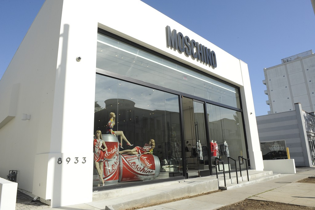 <b>MOSCHINO IN THE US: ...</b>