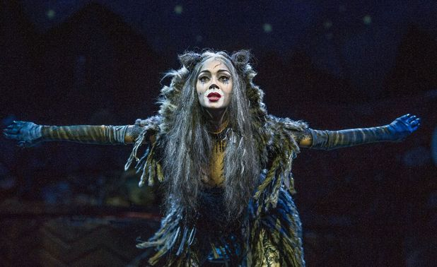<b>THEATRE REVIEW: CATS...</b>