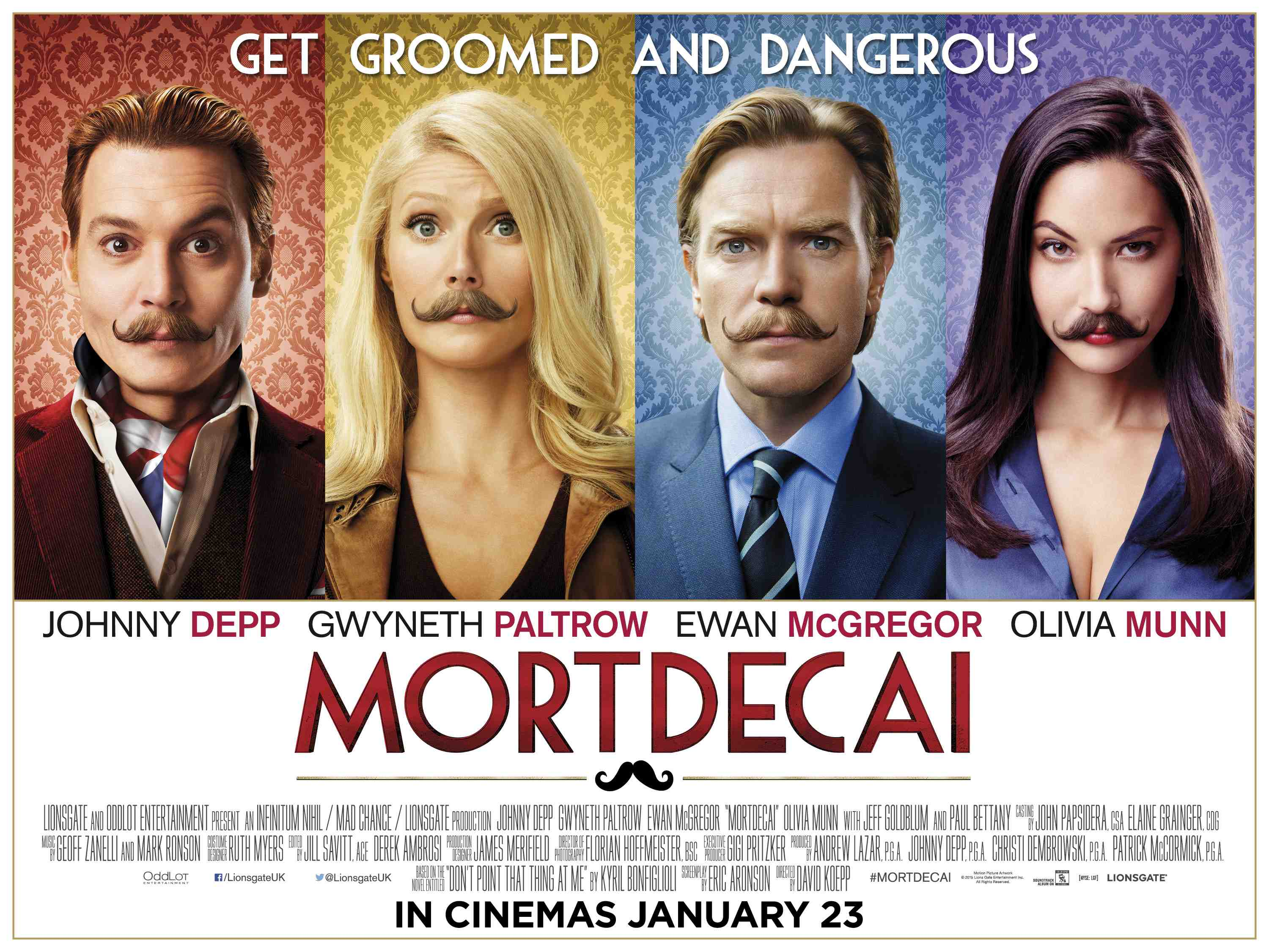 <b>WIN! MORTDECAI MOVIE...</b>