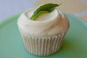 Primrose Bakery - Mojito Cocktail Cupcake