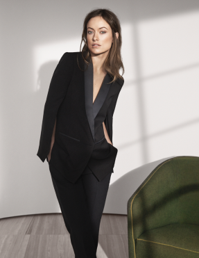 <b>OLIVIA WILDE FOR H&a...</b>