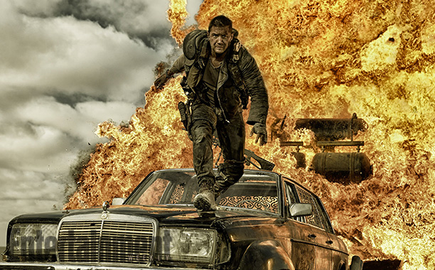 <b>NEW TRAILER: MAD MAX...</b>