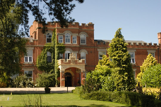 <b>TRAVEL: RAGDALE HALL...</b>