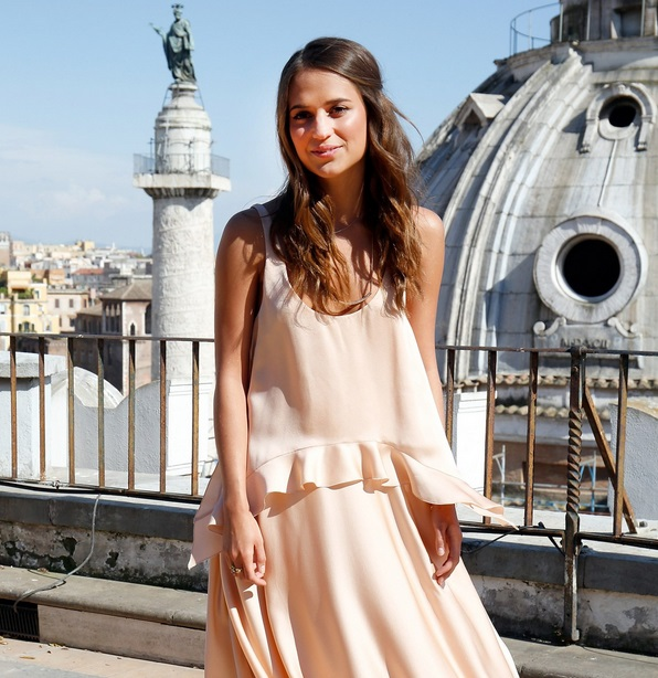 <b>ALICIA VIKANDER THE ...</b>