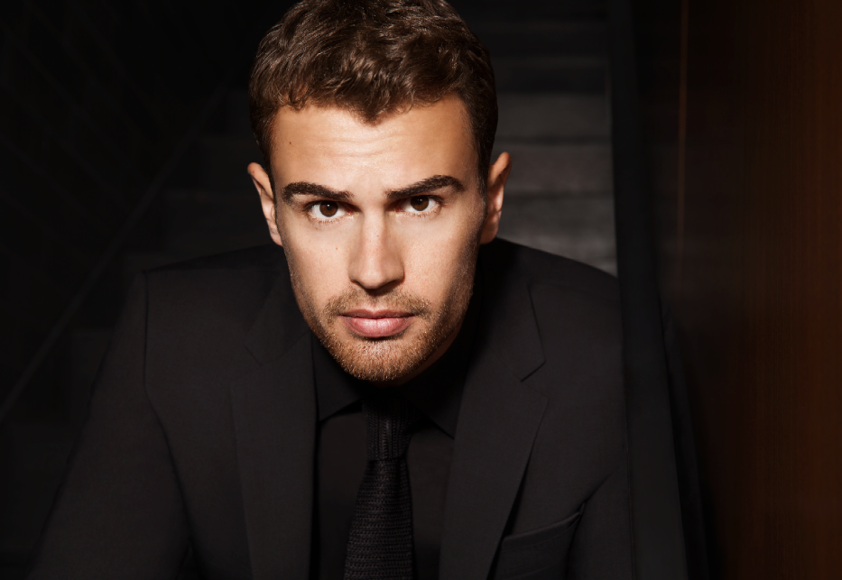 <b>THEO JAMES IS THE NE...</b>