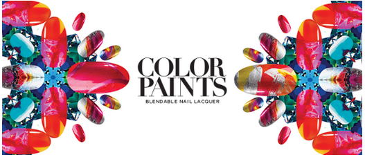 O.P.I ColourPaints Blendable Nail Laquer