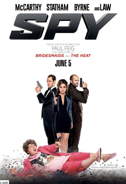 <b>NEW TRAILER: SPY...</b>