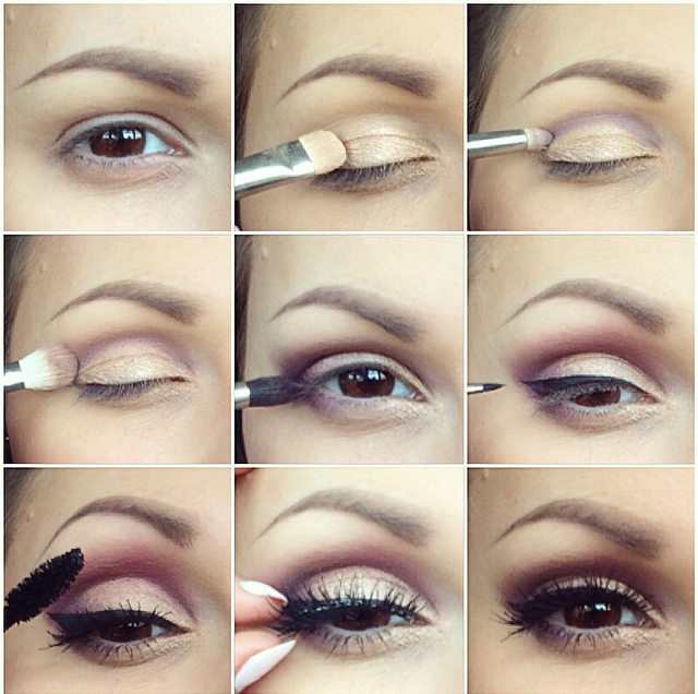 <b>HOW TO: Smokey Eye P...</b>