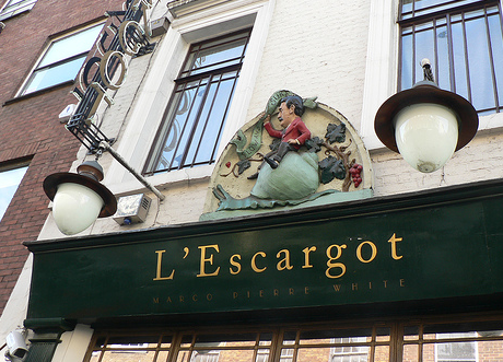 <b>L'Escargot Launches ...</b>