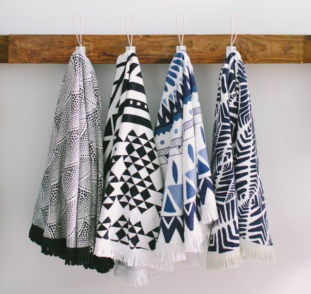 SUMMER ESSENTIAL: The Rounded Beach Towel