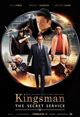 <b>WIN! FREE Kingsman: ...</b>