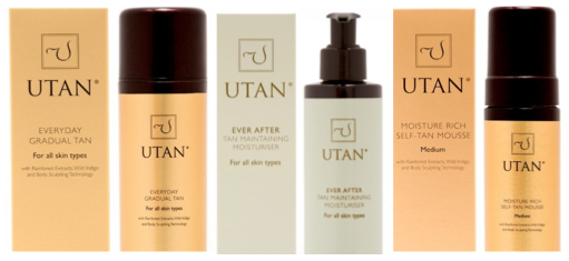 <b>UTAN SELF-TAN REVIEW...</b>