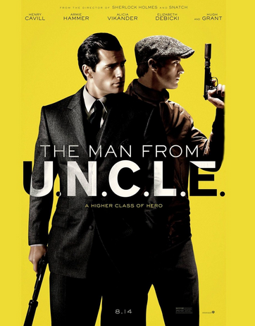 <b>OUT FRIDAY: The Man ...</b>
