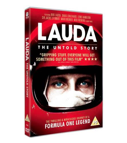 <b>WIN: LAUDA The Untol...</b>