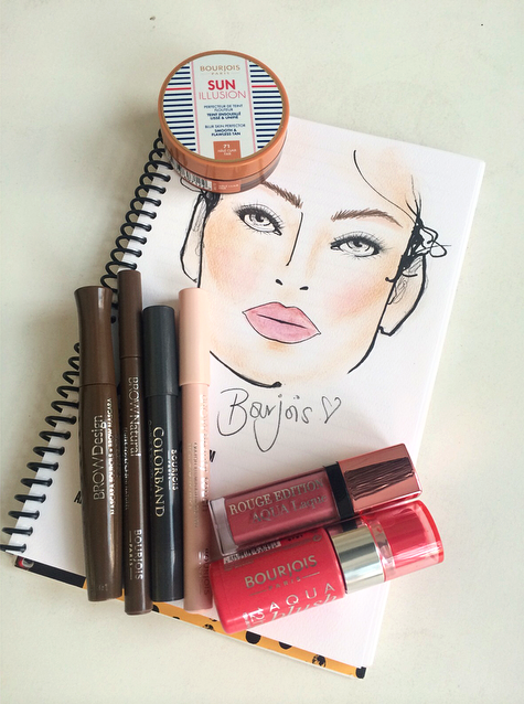 BOURJOIS MAKEOVER: New SS15 Collection Products