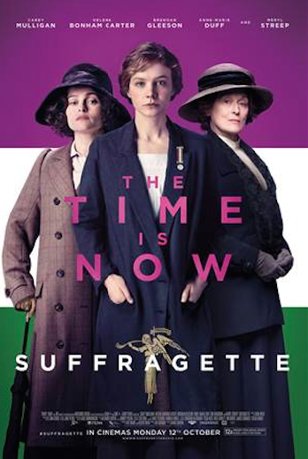 <b>SUFFRAGETTE Opening ...</b>