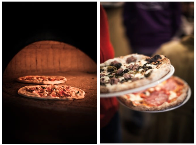 <b>BEST NEW PIZZA PLACE...</b>