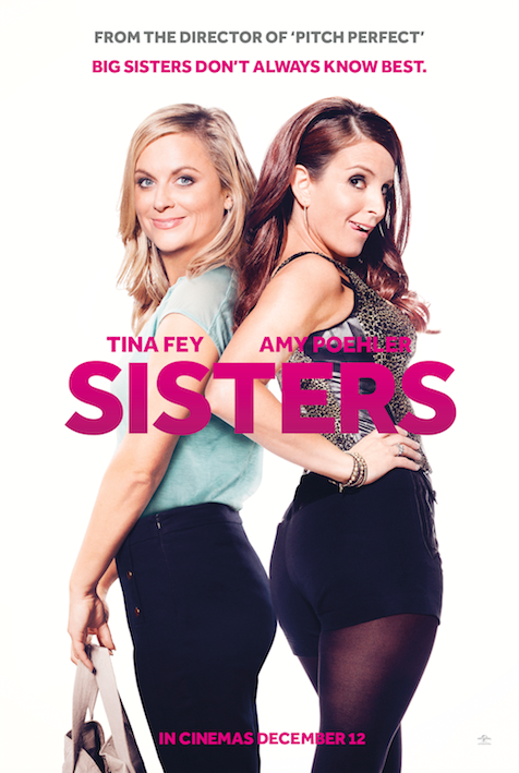 <b>OUT TODAY: Sisters...</b>