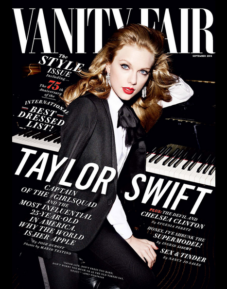 <b>TAYLOR SWIFT: Vanity...</b>