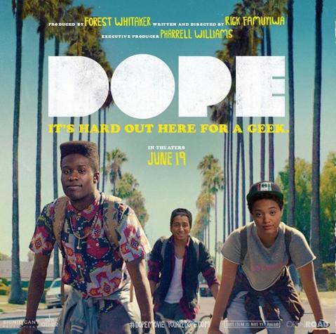 <b>NEW TRAILER: Dope...</b>