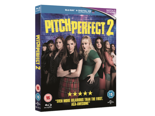 <b>WIN! Pitch Perfect 2...</b>