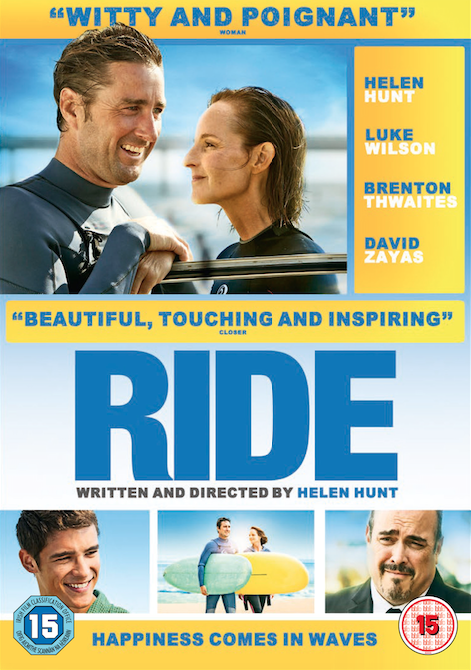 <b>WIN! Ride DVD Bundle...</b>