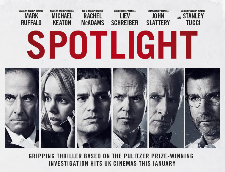 <b>NEW TRAILER: Spotlig...</b>