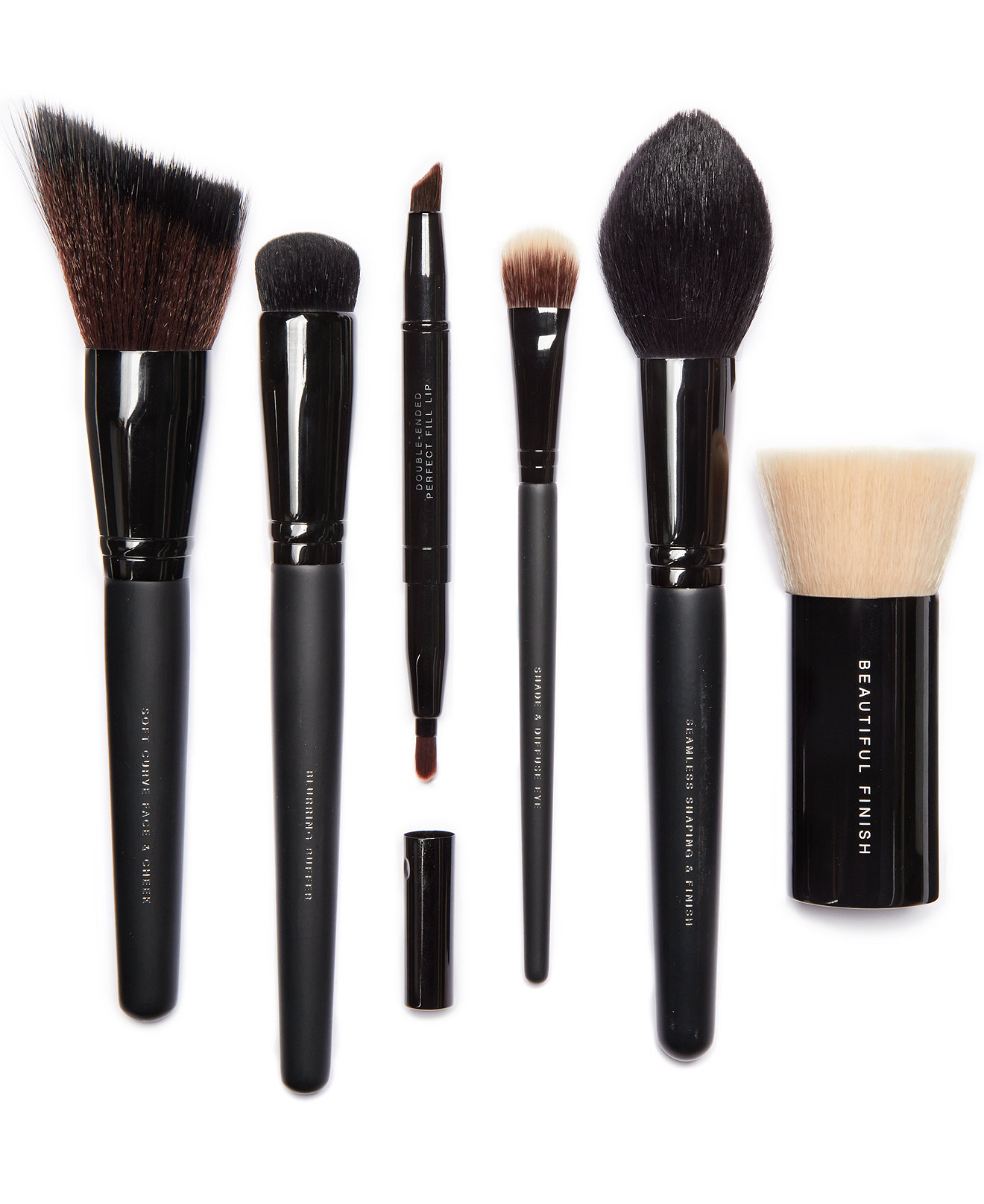 Bare Minerals Makeup Brushes Clean