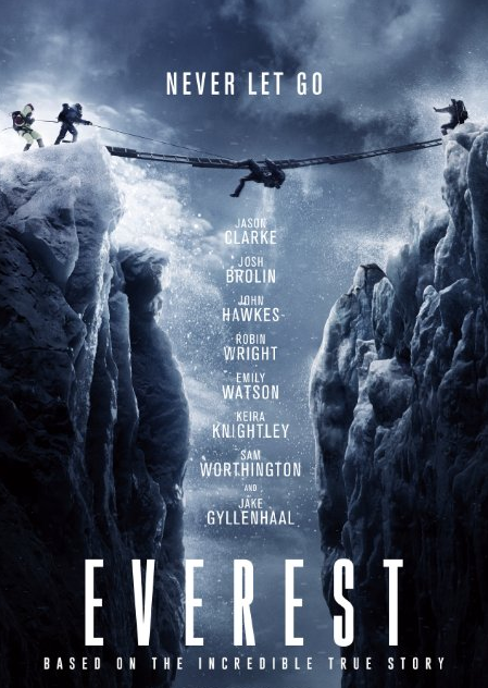 <b>OUT NOW: Everest...</b>