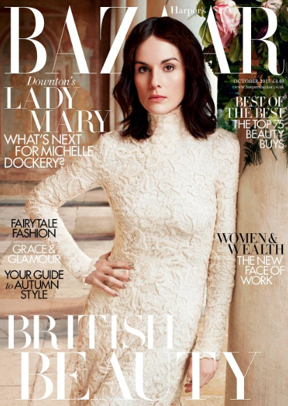 <b>Michelle Dockery is ...</b>
