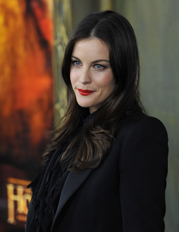 <b>LIV TYLER IS NEW BEL...</b>